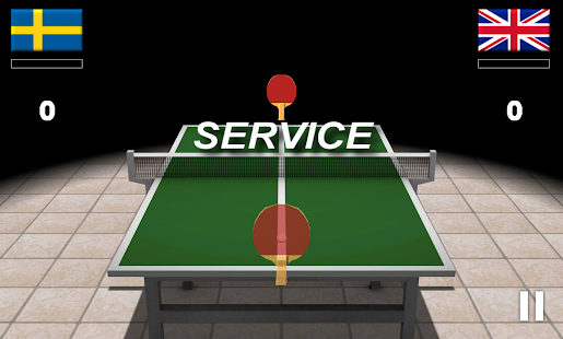 Virtual Table Tennis 3D - screenshot thumbnail