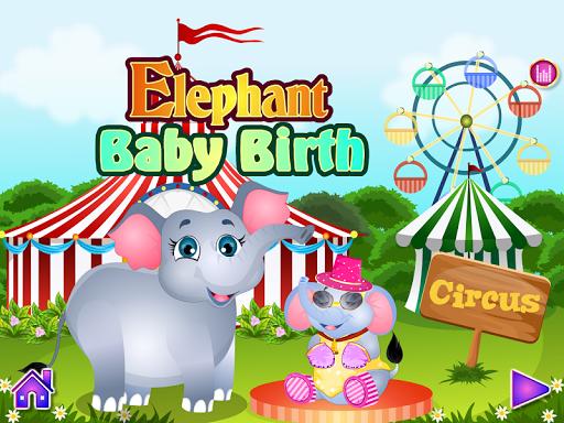 大象出生的女孩遊戲
