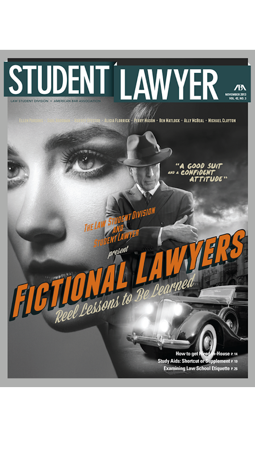 Student Lawyer Magazine - screenshot