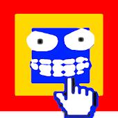 Blue Clicks.Game entertainmet
