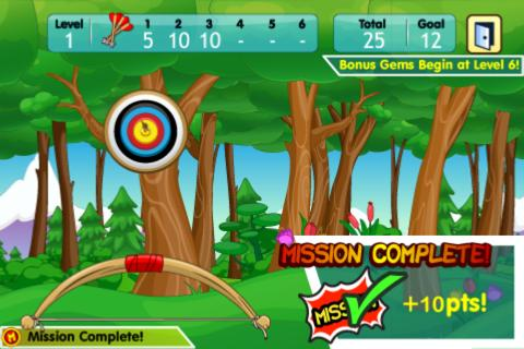 Fantage Bullseye - screenshot