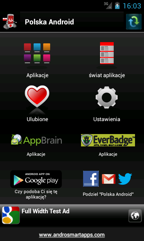 Poland - Android - screenshot