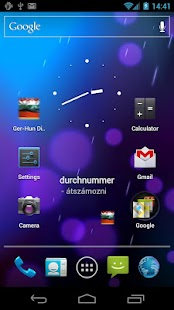 Free Dict Hungarian German- screenshot thumbnail