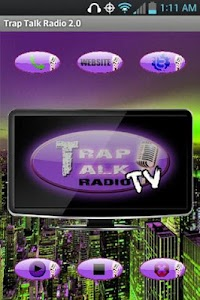 Trap Talk Radio 2.0 screenshot 0