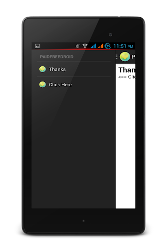 免費生產應用App PaidFreeDroid Donate 阿達玩APP