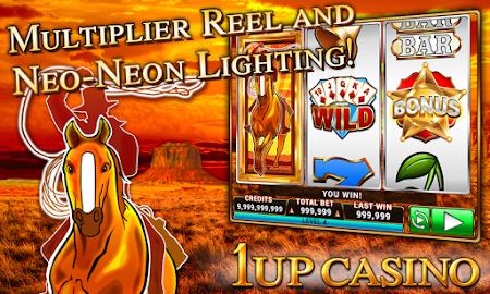 Slot Machines - 1Up Casino 1.6.3 screenshot 327945