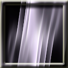 Silver Glossy LWP icon