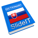 SlideIT Slovak QWERTY Pack logo