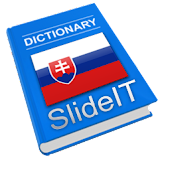 SlideIT Slovak QWERTY Pack