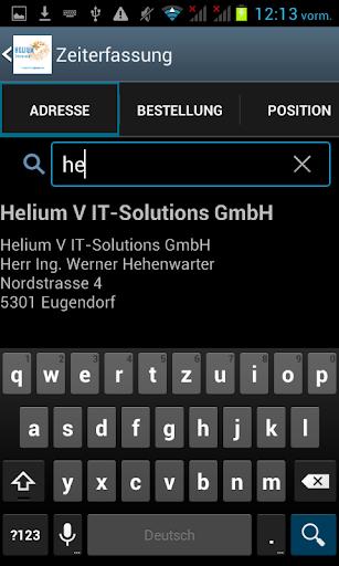 HeliumV Zeiterfassung|玩商業App免費|玩APPs