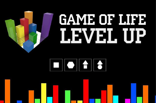 Game of life Level Up