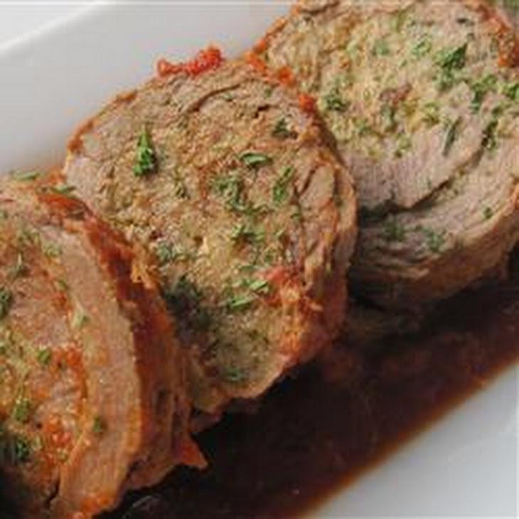 Bob'S Slow Cooker Braciole Recipe