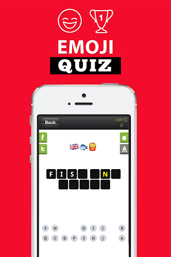 Emoji Quiz - Guess the Word