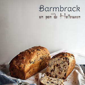 Traditional Irish Barmbrack Bread