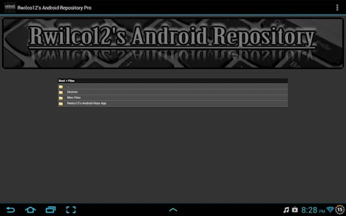 Rwilco12's Android Repo Pro- screenshot thumbnail