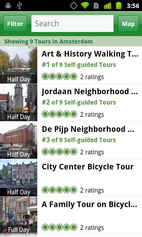 Amsterdam City Guide screenshot #5
