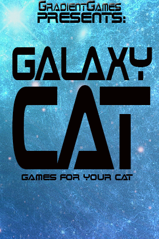 Galaxy Cat - Games for cats