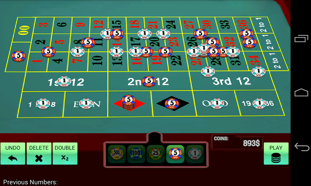 roulette strategy simulator
