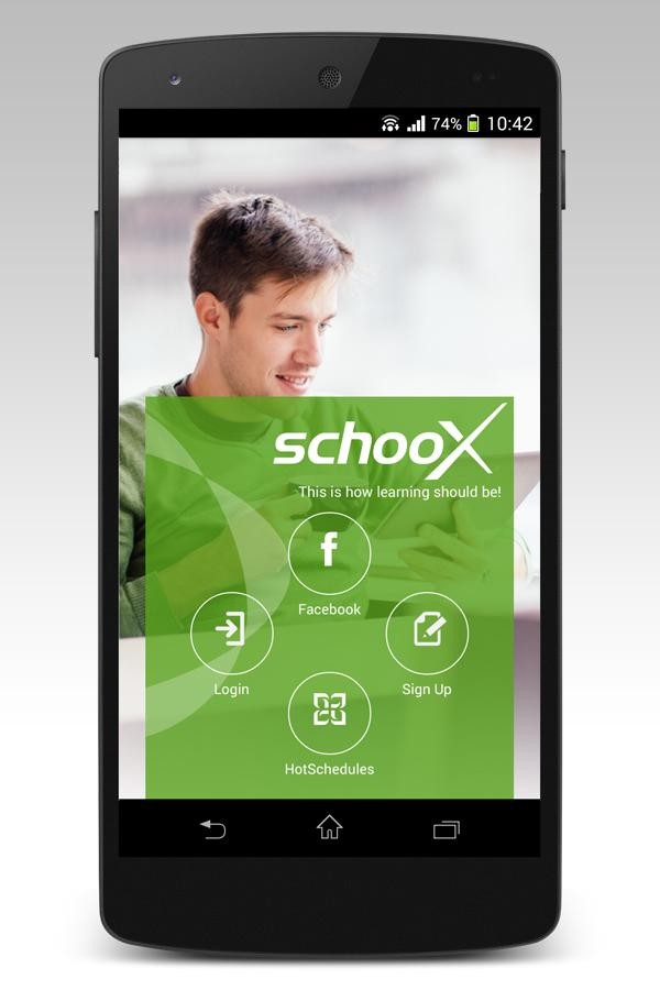 Schoox- screenshot