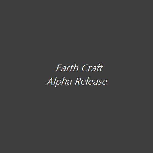 Earth Craft Alpha Release LOGO-APP點子
