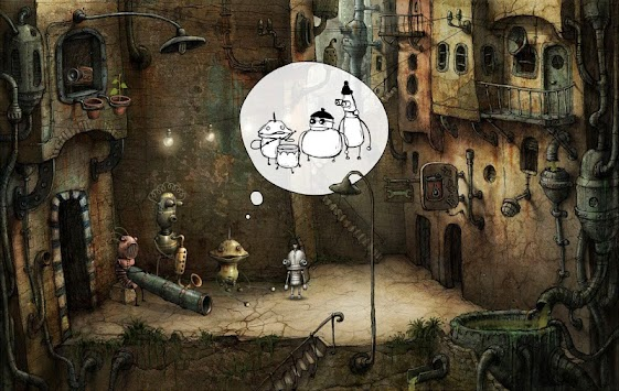 Machinarium APK screenshot thumbnail 10