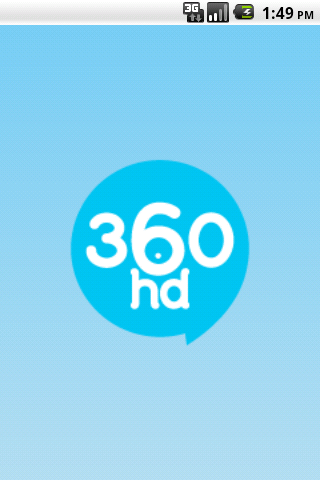 360hd - screenshot