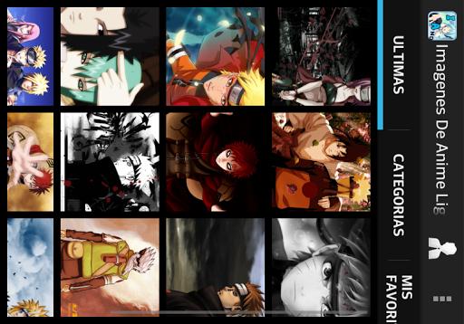 Imagenes De Anime Ligera