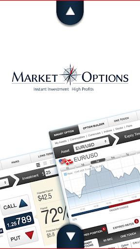 MarketOptions
