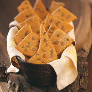 Pumpkin Seed Flat Breads