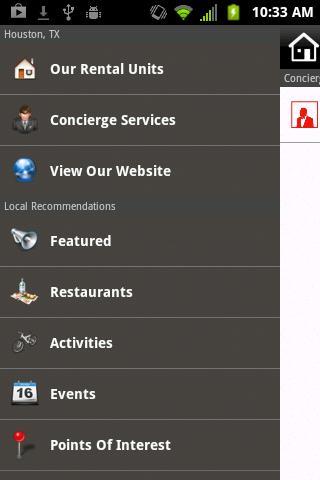Murphy's Corporate Lodging - screenshot