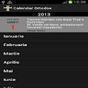Calendar Crestin Ortodox 2016 icon