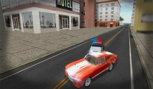 Traffic Police Car Driving 3D- screenshot thumbnail