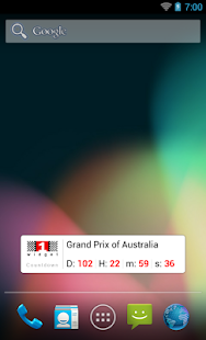 One Widget Countdown - screenshot thumbnail
