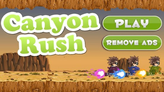 Canyon Rush