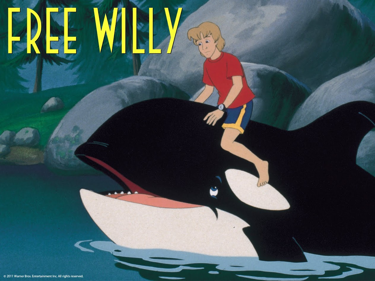 Free Willy The Animated Series - Movies & TV on Google Play Free Willy Animatronic Whale