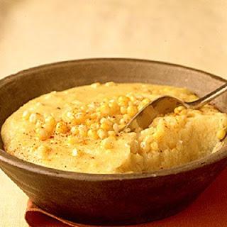 Polenta with Fresh Corn Recipe
