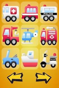 Vehicle Sounds for Babies- screenshot thumbnail