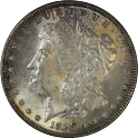Morgan Dollar logo
