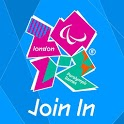 London 2012 Join In App icon