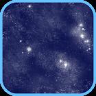 Twinkling Stars Free LWP icon