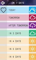 Screenshot of Horoscope Pocket Free