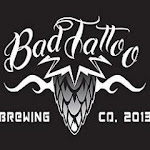 Logo for Bad Tattoo Brewing