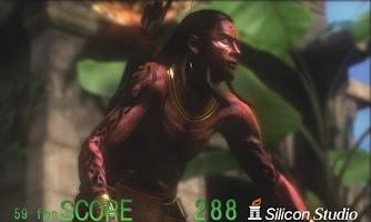 Screenshot of MOBILE GPUMARK
