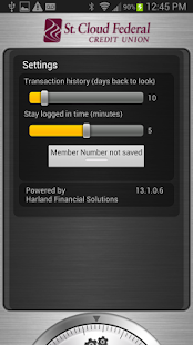 SCFCU Banking - screenshot thumbnail