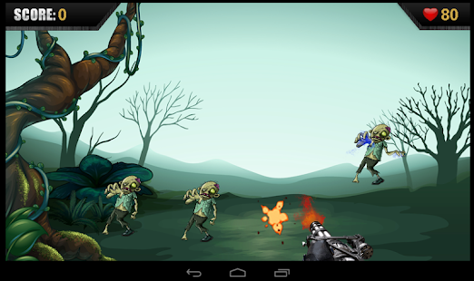 Zombie Killer - screenshot thumbnail