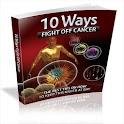 10 Ways Fight Off Cancer logo