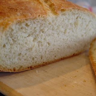 Single-rise Crusty Bread