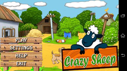 Crazy Sheep - クレイジー羊