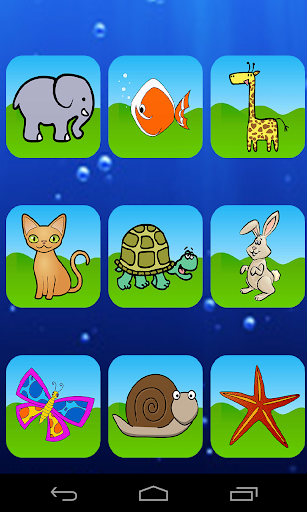 Kids Connecting Dots Animals