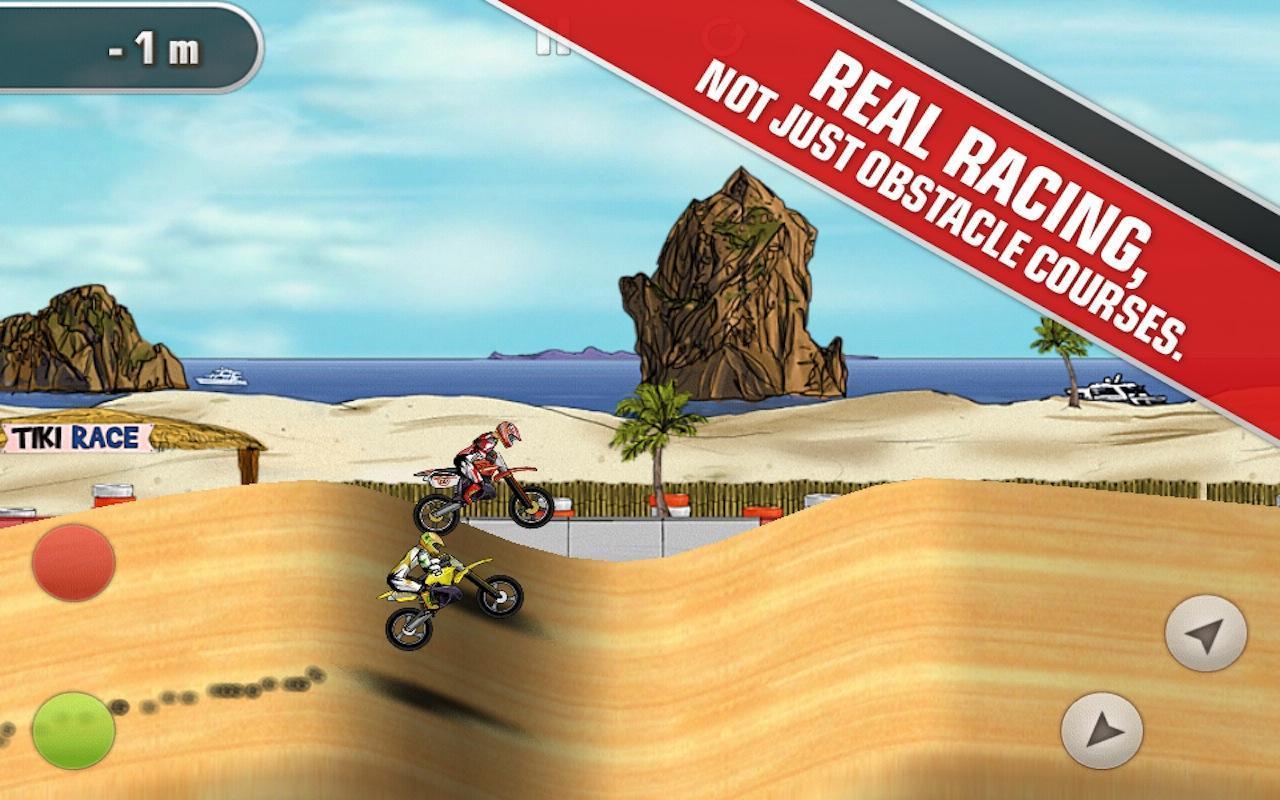 Mad Skills Motocross screenshot #5